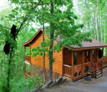 Pigeon Forge three bedroom cabins