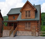 Pigeon Forge four bedroom cabins