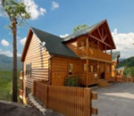 Pigeon Forge five bedroom cabins