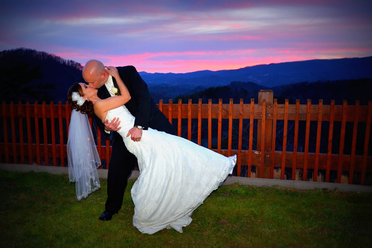 Weddings Packages in Pigeon Forge, Tennessee