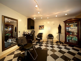 Pigeon Forge Hair Salon and day spa for weddings